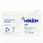 MERLION AGM GP1250F1 12 V 5 Ah