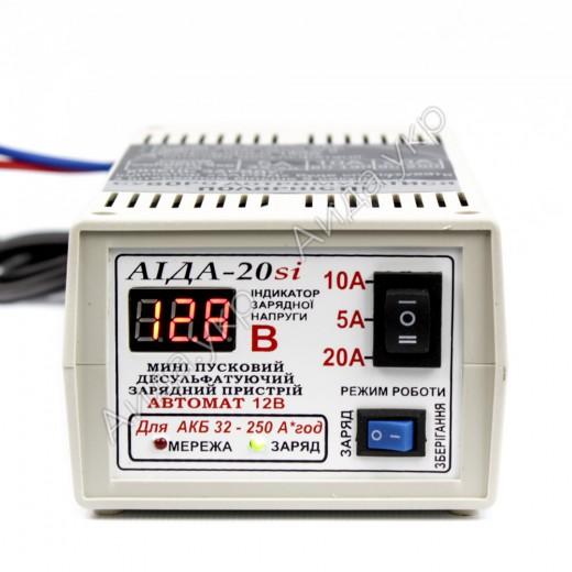 АИДА-20si цифровая индикация - Для гелевых АКБ описания, отзывы, подробная характеристика