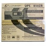 ИБП LUXEON UPS-850ZR - описания, отзывы, подробная характеристика