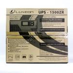 ИБП LUXEON UPS-1500ZR - описания, отзывы, подробная характеристика