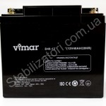 VIMAR B40-12 12В (40 Ач)