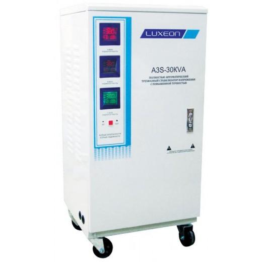 Luxeon A3S-30KVA SERVO LCD - описания, отзывы, подробная характеристика