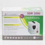 Luxeon SDR-2000 - описания, отзывы, подробная характеристика