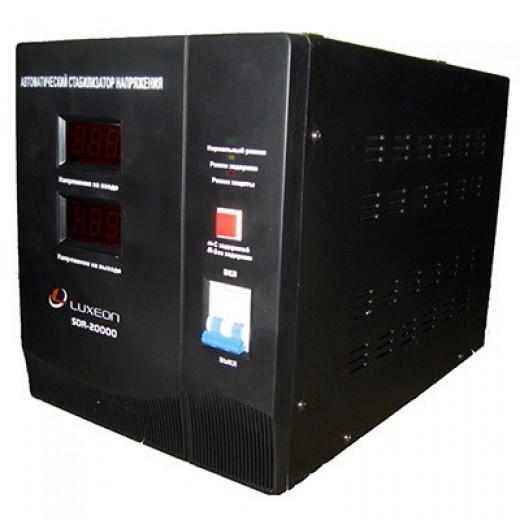 Luxeon SDR-20000 - описания, отзывы, подробная характеристика