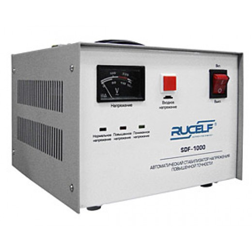 RUCELF SDF-1000 - описания, отзывы, подробная характеристика