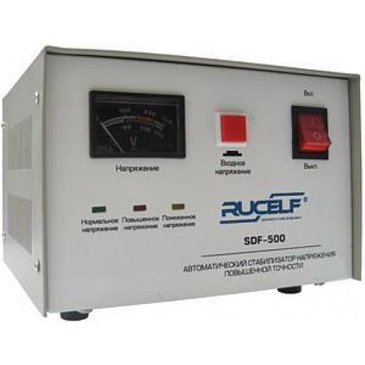 RUCELF SDF-500 - описания, отзывы, подробная характеристика