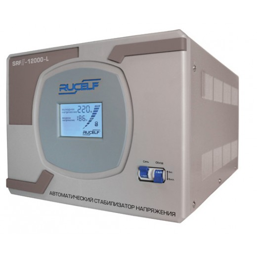 RUCELF SRF-II-12000-L - описания, отзывы, подробная характеристика