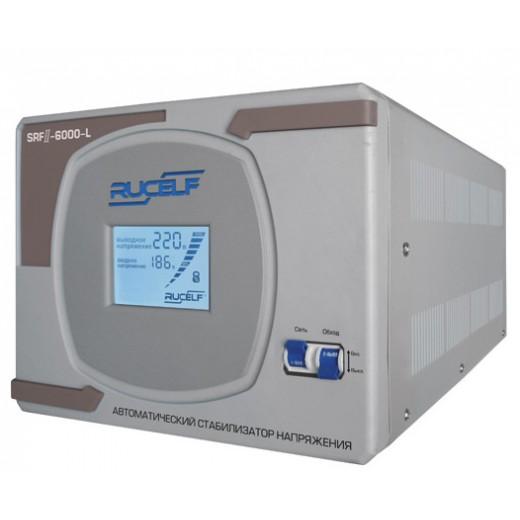 RUCELF SRF-II-6000-L - описания, отзывы, подробная характеристика