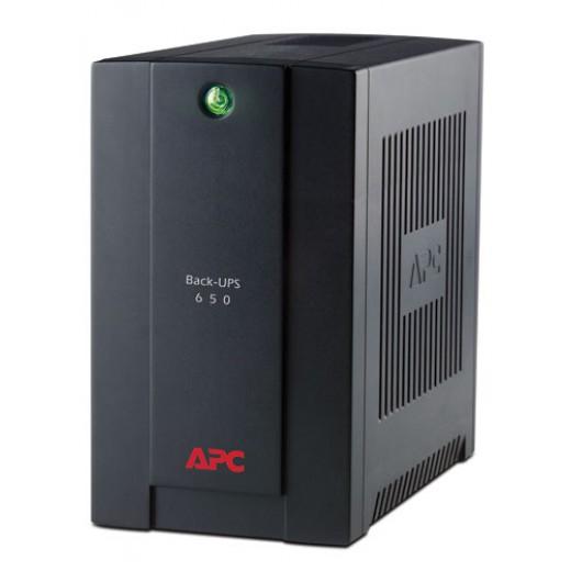 ИБП APC Back-UPS 650VA - описания, отзывы, подробная характеристика